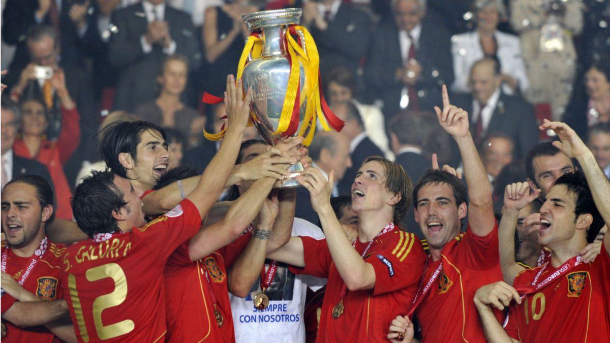 Un poco de historia: Las sedes y los campeones de la Eurocopa desde 1960