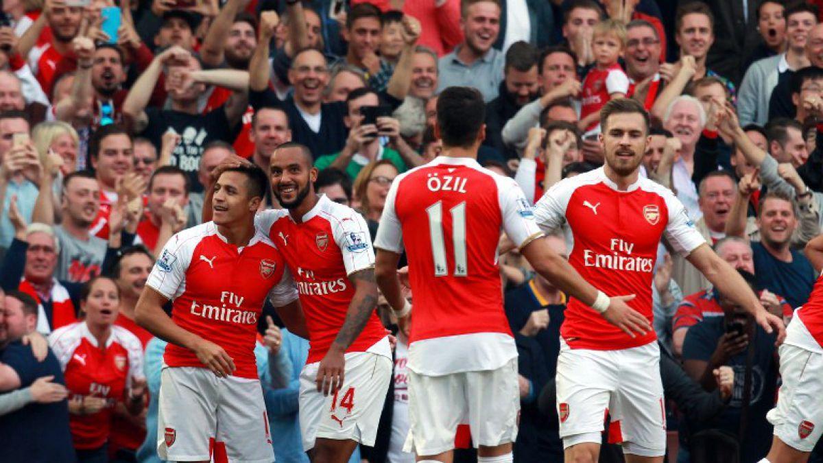 Wenger y su particular respuesta ante chance de contar con Alexis Sánchez ante el City