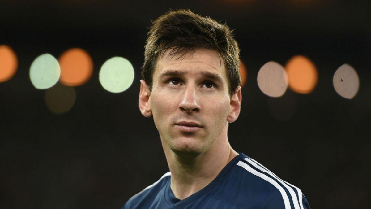 Messi responde críticas por su actitud con Argentina: El fútbol no se trata de solo poner huevos