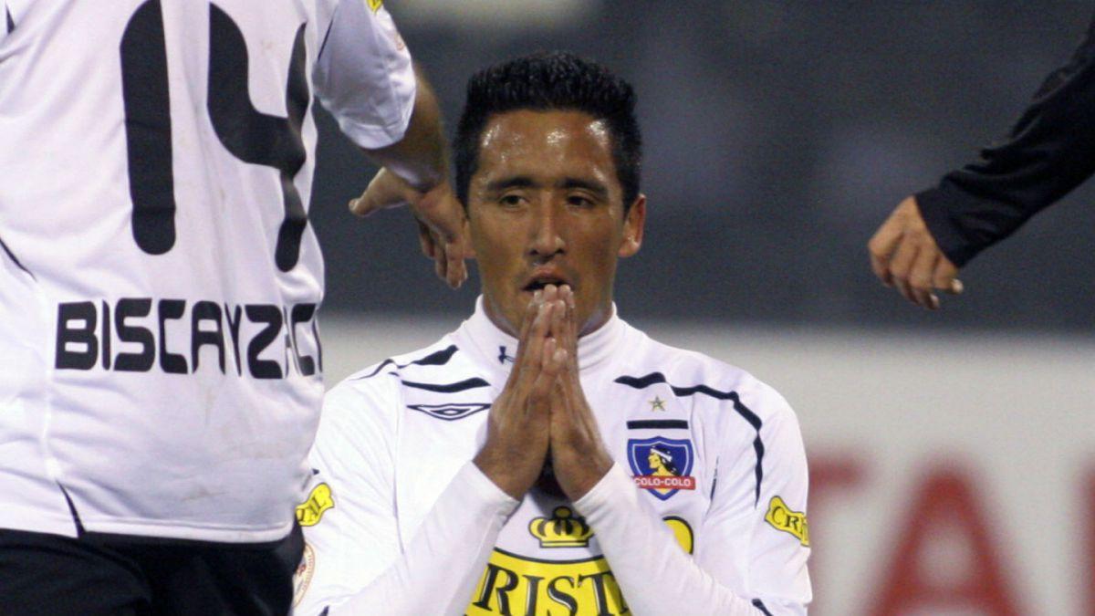 Lucas Barrios descarta volver a Colo Colo para jugar la Copa Libertadores 2016