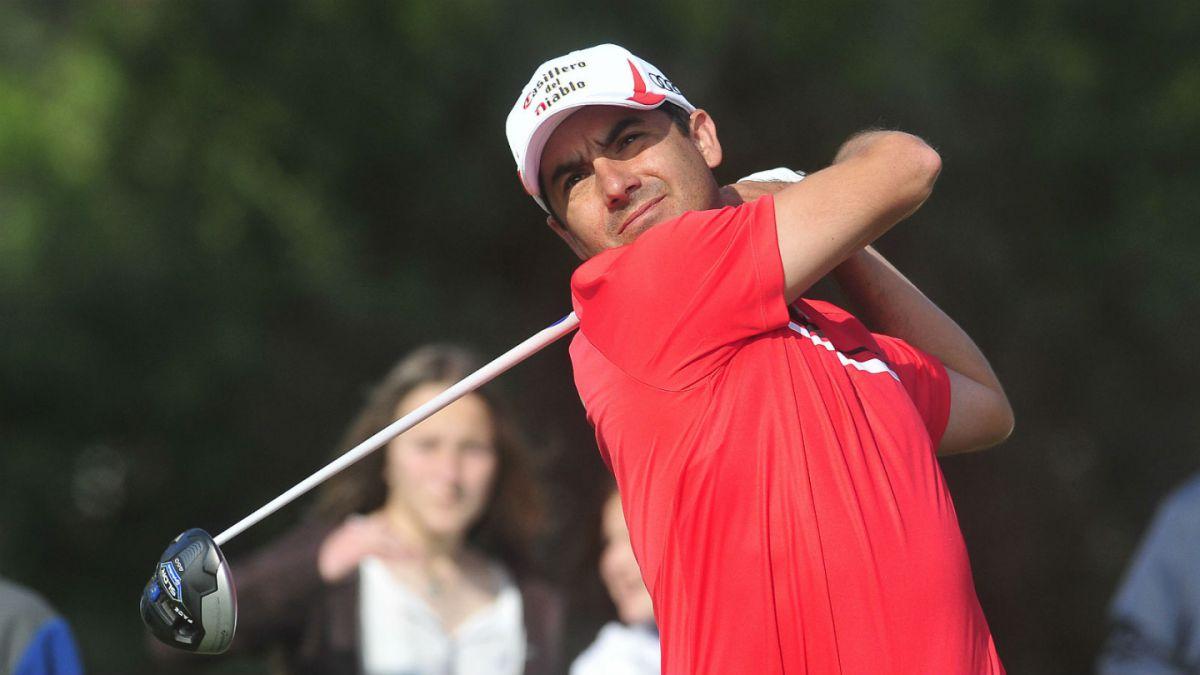 Golf: Felipe Aguilar derrota a Benjamín Alvarado en Shootouts Tour