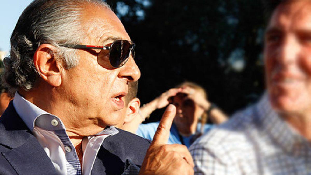 Abumohor: Creo que con Salah hay mayores posibilidades de que Sampaoli siga