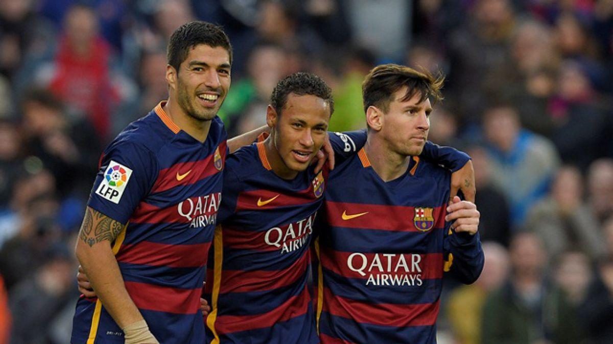¿Barcelona tiene la mejor delantera del mundo?