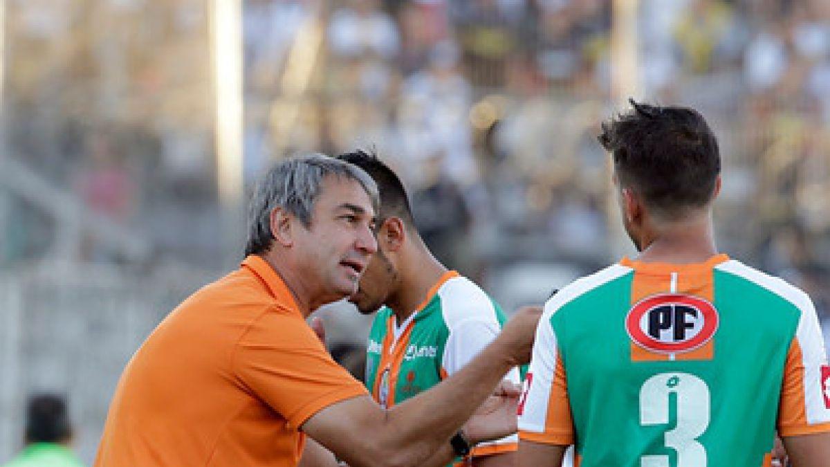 Cobresal confirma a DT Dalcio Giovagnoli para la Copa Libertadores