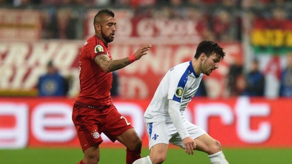 """Arturo Vidal tras nuevo triunfo del Bayern: """"Necesito vacaciones y juntar fuerzas"""""""