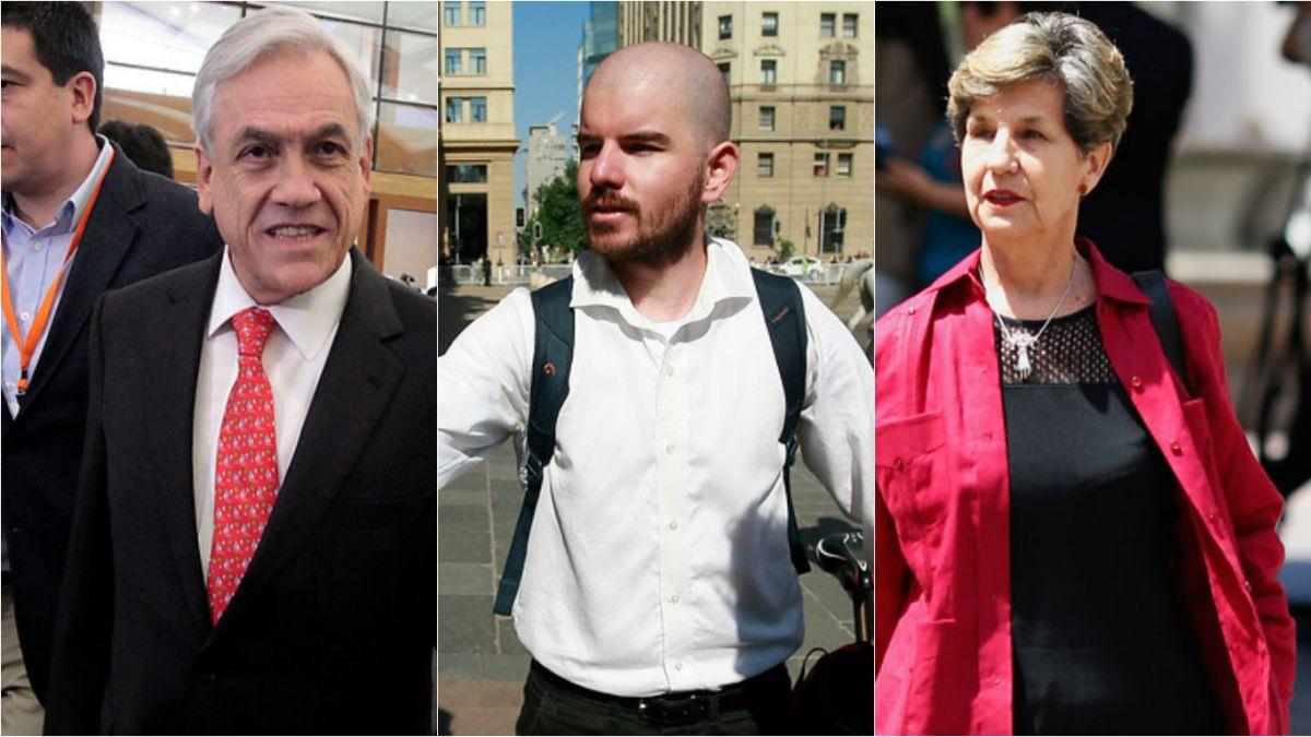 Giorgio Jackson, Isabel Allende y Piñera: Los políticos mejor evaluados de la CEP