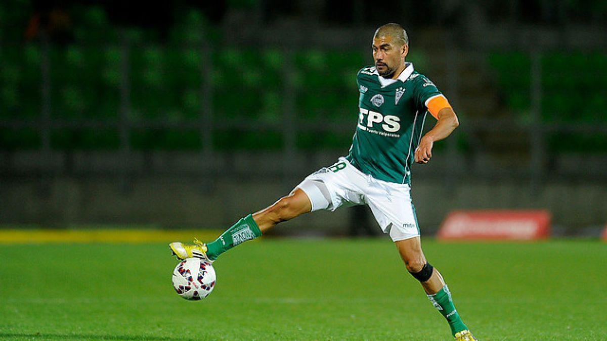 Santiago Wanderers oficializó la partida de su capitán Jorge Ormeño