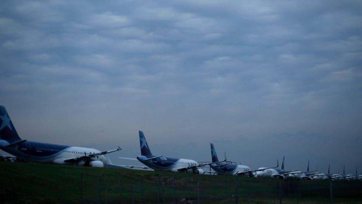 Funcionarios DGAC anuncian que paro aeronáutico continúa