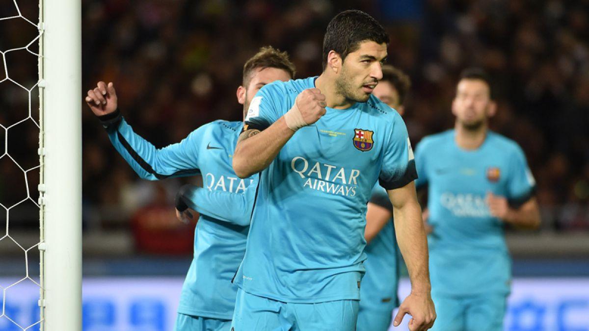 Suárez y el partido que soñó jugar en sus madrugadas de niño