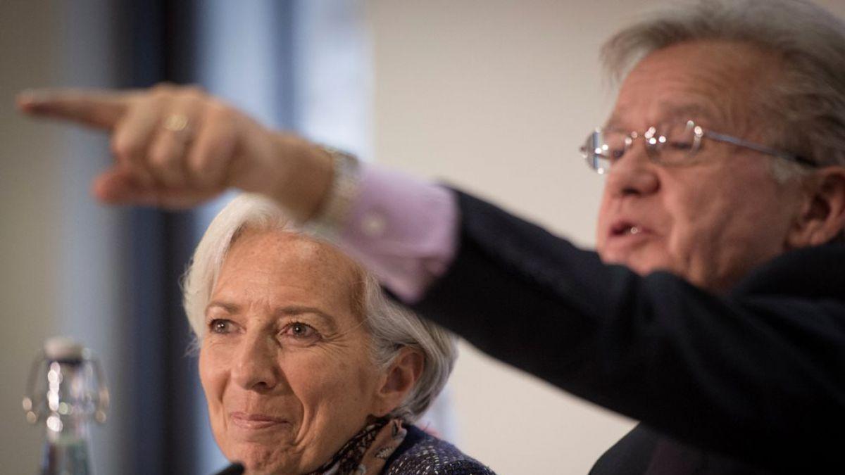 """La jefa del FMI Christine Lagarde será juzgada en Francia por """"negligencia"""""""