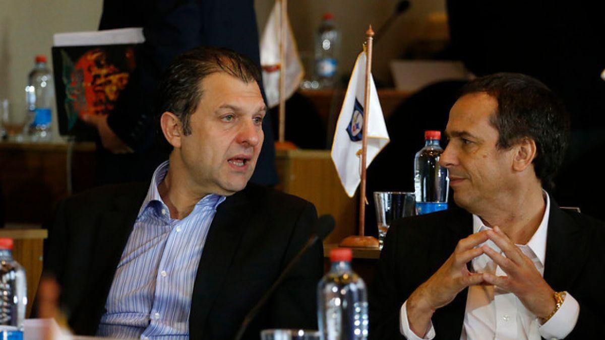 Mosa y lista de consenso en la ANFP: La única forma es que Colo Colo esté en la directiva