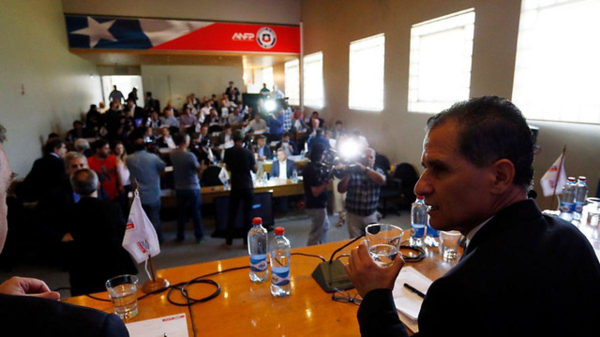 Confirmado: El 4 de enero se conocerá al próximo presidente de la ANFP