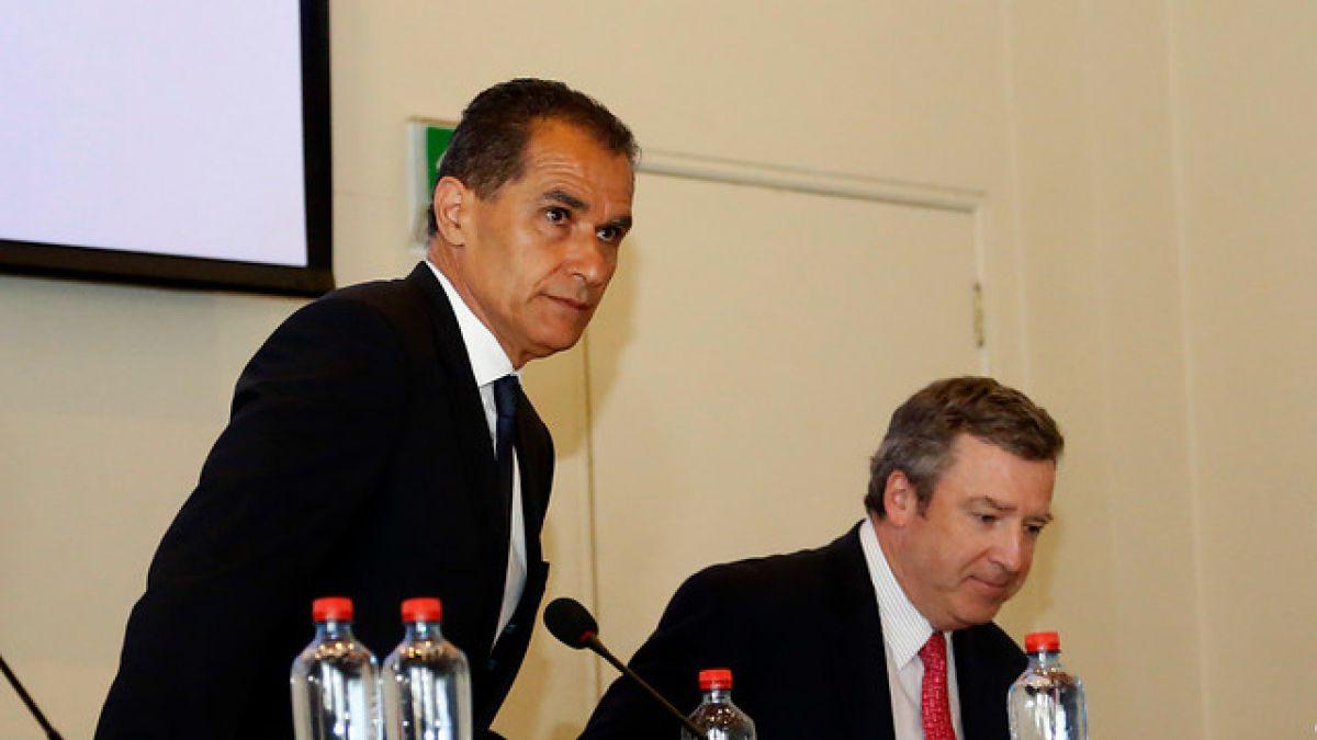 """Presidente interino de la ANFP y caso Beccacece: """"Los contratos hay que respetarlos"""""""