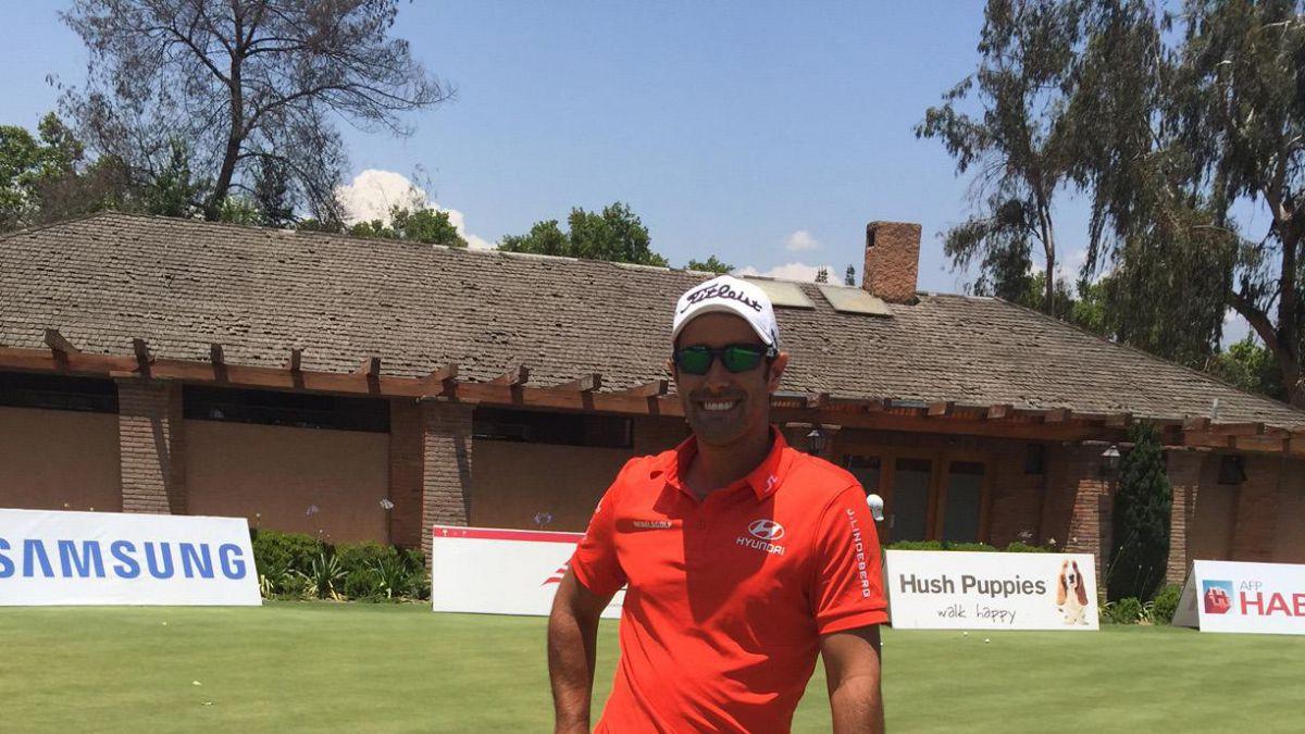 Benjamín Alvarado regresa a los torneos en el Abierto de Golf del Club de Polo San Cristóbal
