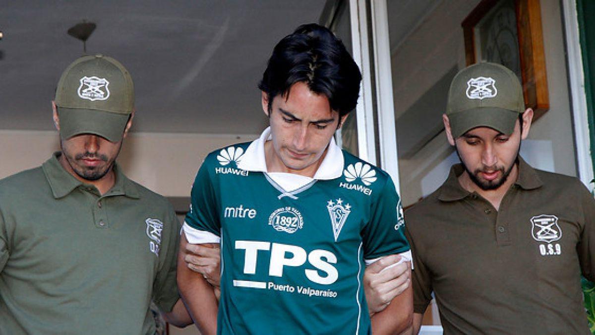 Detienen a hincha de Wanderers que protagonizó incidentes en partido con Colo Colo
