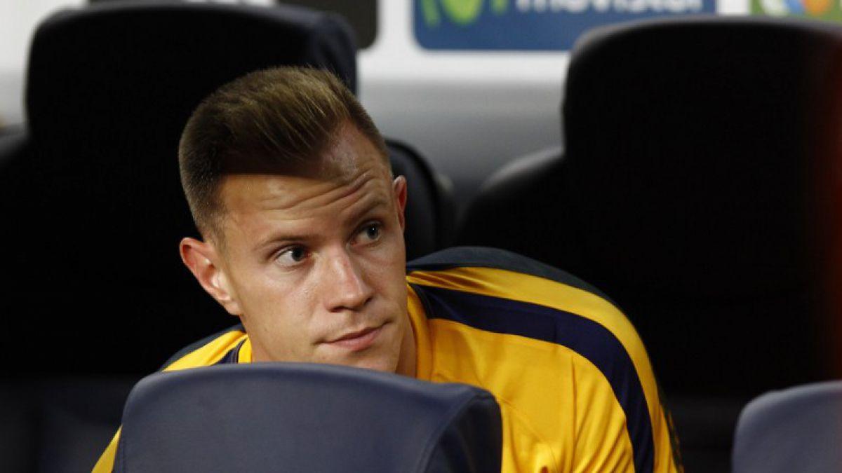 Medio español asegura que Ter Stegen está furioso por ser suplente en Mundial de Clubes