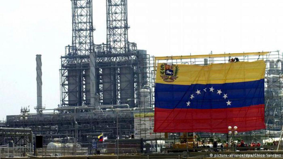 Petróleo venezolano llega a su nivel más bajo en once años