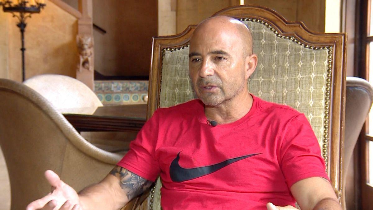 """[VIDEO] Mano a mano con Jorge Sampaoli: """"El fútbol chileno necesita una renovación urgente"""""""