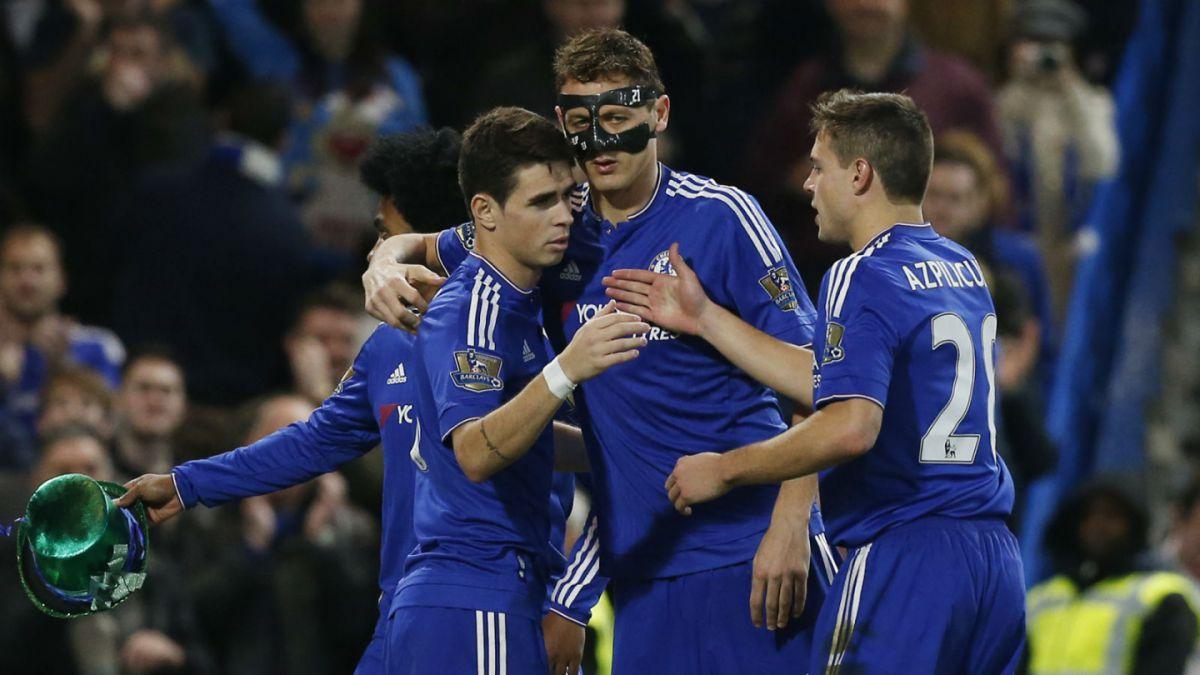 El Chelsea respira algo más tranquilo tras victoria ante Crystal Palace