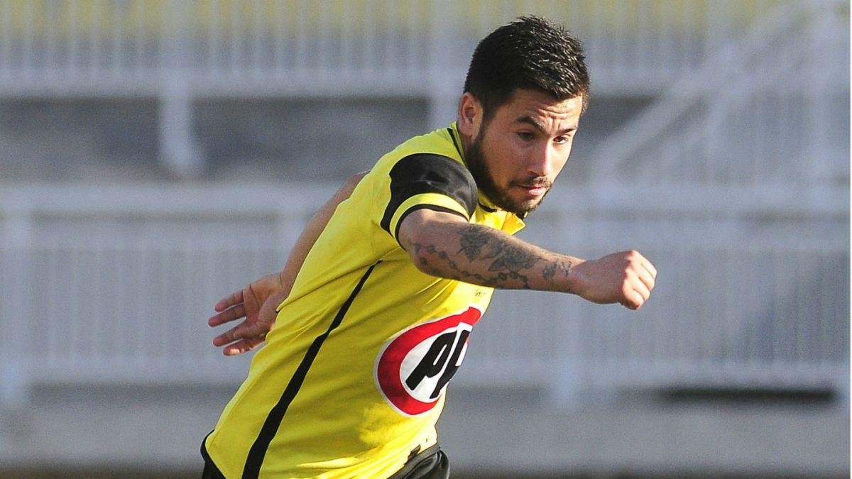 Jugador de San Luis es el primer refuerzo de U. de Concepción para la temporada 2016