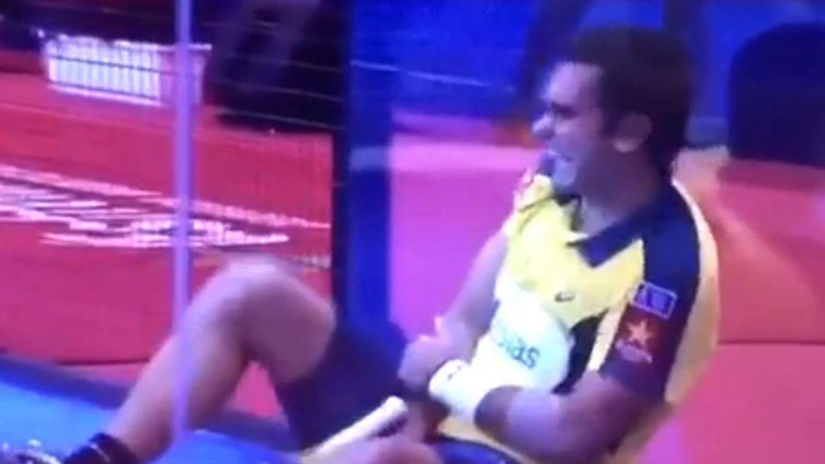 [VIDEO] La terrible lesión de uno de los mejores jugadores de Padel en el mundo