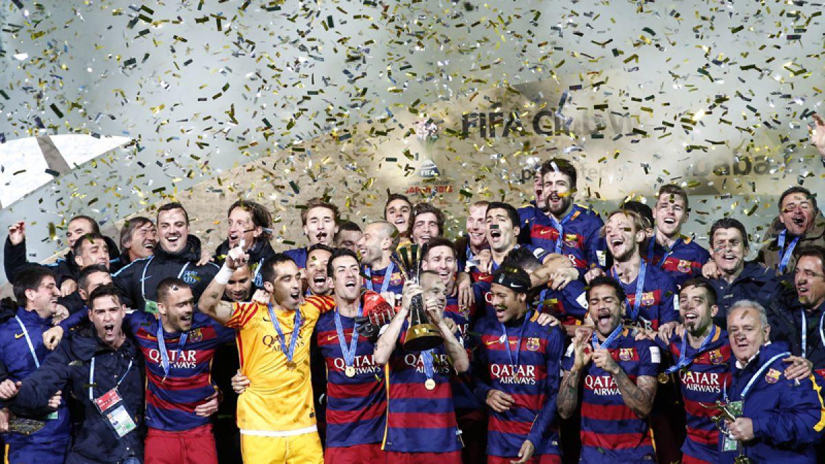 ¡Claudio Bravo campeón! Barcelona triunfa ante River Plate y se lleva el Mundial de Clubes