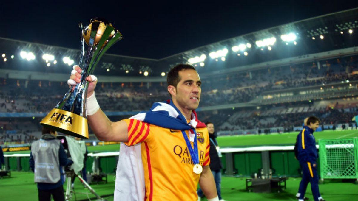 Bravo finaliza entre los tres mejores porteros de la Liga española tras la primera vuelta