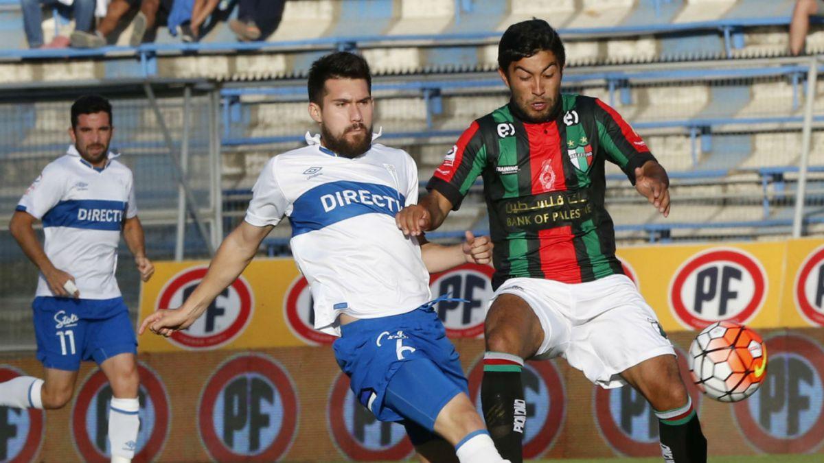 [EN VIVO Tele13 Radio] La UC derrota a Palestino y clasifica a la Copa Sudamericana