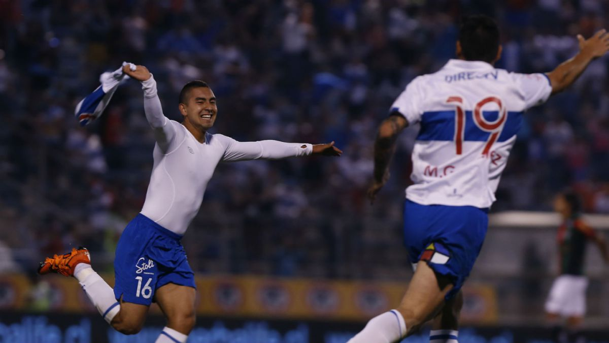 Una goleada y el boleto a la Sudamericana: La UC vence a Palestino y se queda con la Liguilla