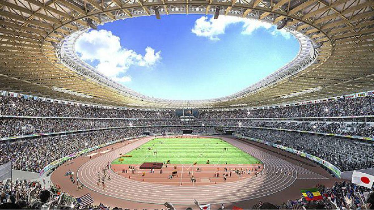 Más barato y pequeño, pero espectacular: Así es el nuevo diseño para el estadio de Tokio 2020