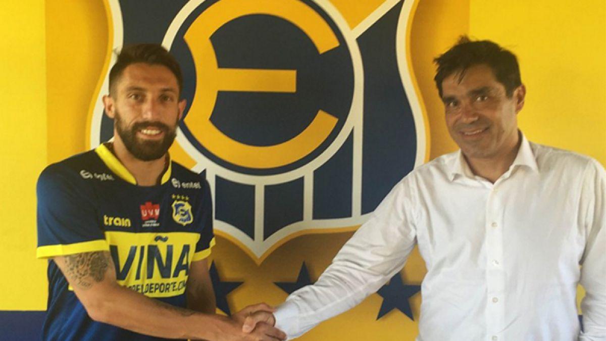"""Everton confirma el regreso de José Luis """"Ribery"""" Muñoz"""