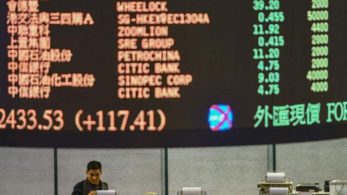 La bolsa de Hong Kong abre en verde por cuarta jornada consecutiva