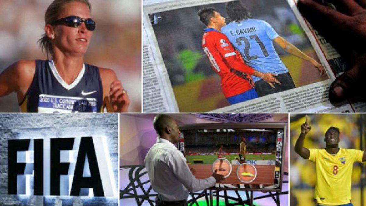 Las 8 historias de BBC Deportes que más impactaron en 2015