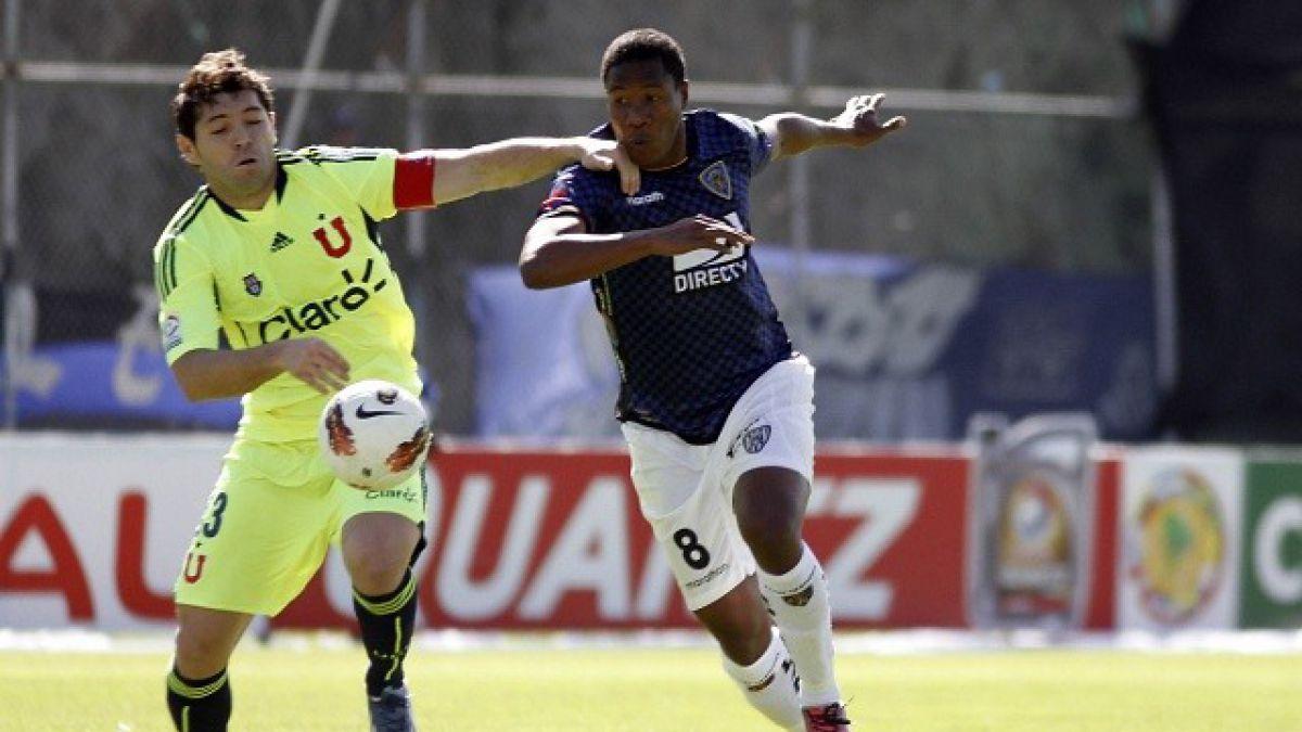 José Rojas podría ser alternativa para el fútbol de Ecuador