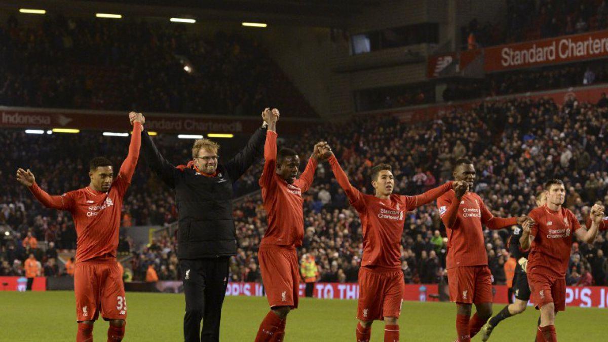 Entrenador del Liverpool reclama por jugar en época de Navidad