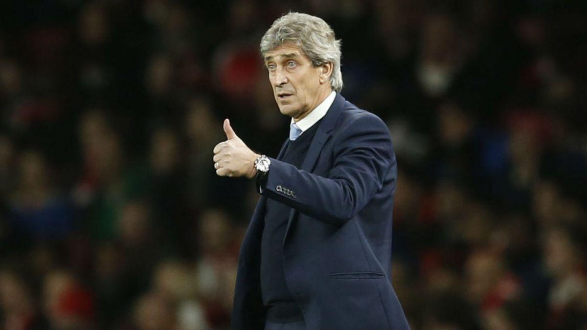 ¿Partirá del Manchester City? Pellegrini tendría ofertas de dos importantes clubes de Europa