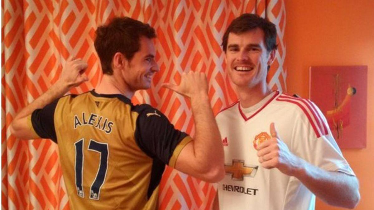 La 17 de Alexis, el regalo navideño que disfruta Andy Murray