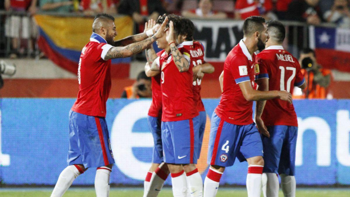 Comienza el 2016 para La Roja: Chile jugará amistoso con Panamá en febrero