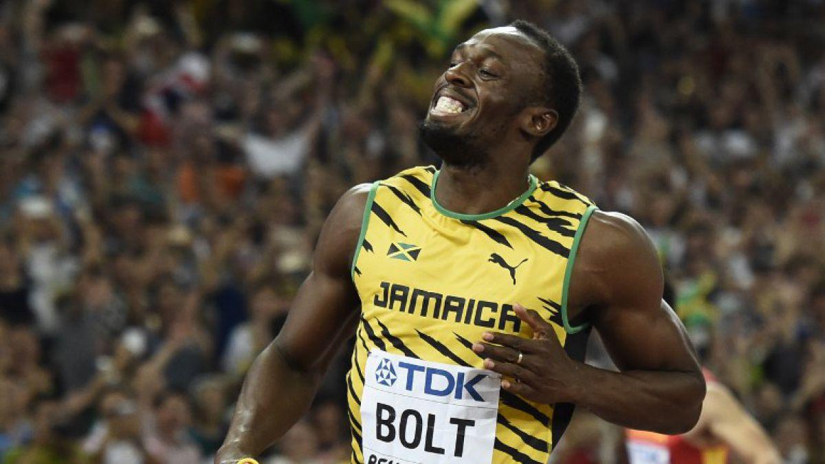 Diario LEquipe elige a Usain Bolt y Serena Williams Campeón de campeones 2015