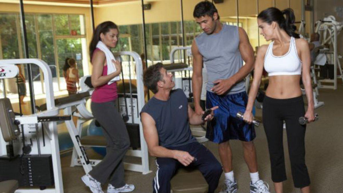 Qué hacer y qué no hacer en el gimnasio
