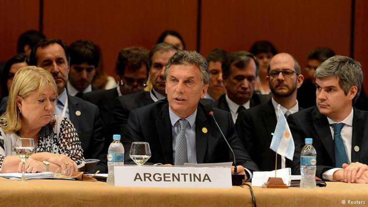 Argentina ve acercamiento Mercosur - Unión Europea