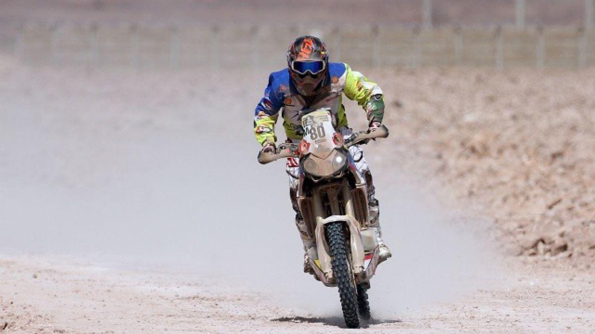 Esta es la lista de los pilotos en la categoría motos que disputará el Rally Dakar