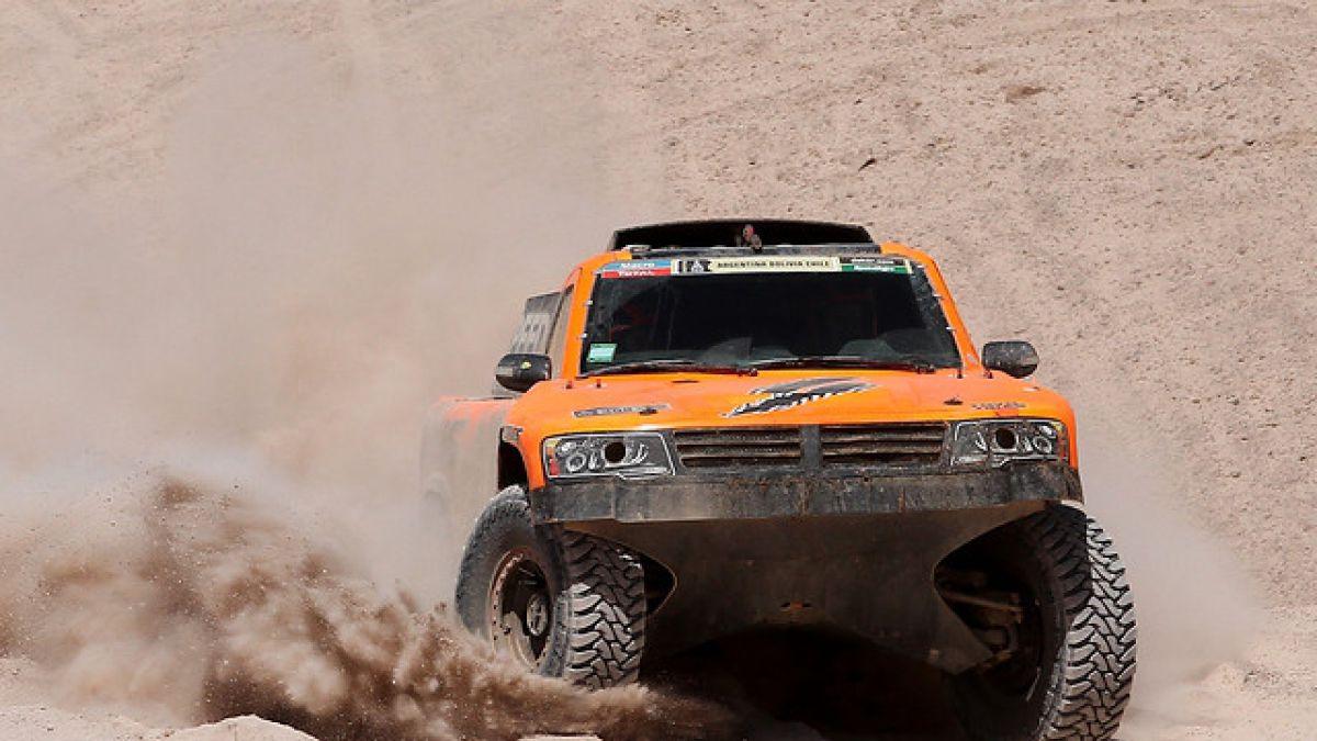 La nómina completa de los los pilotos de autos del Rally Dakar 2016