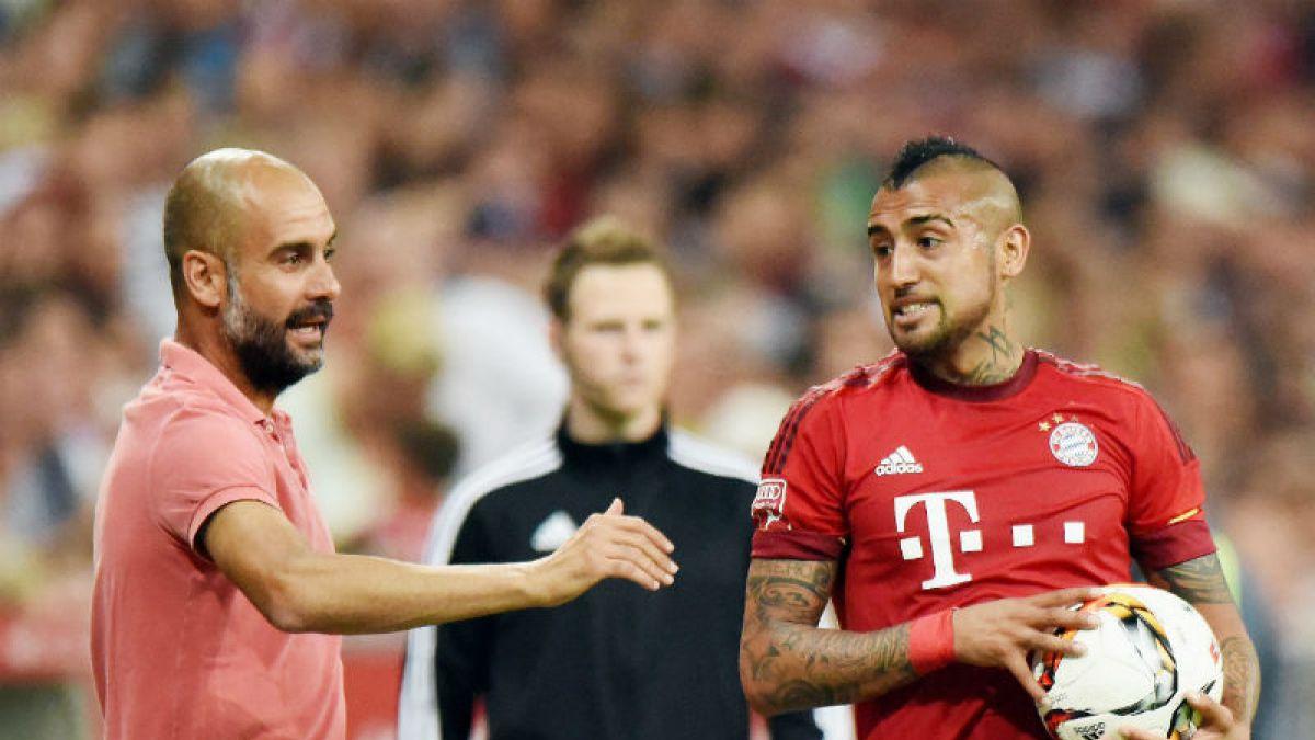 Arturo Vidal regresa a Alemania tras sus vacaciones en Chile