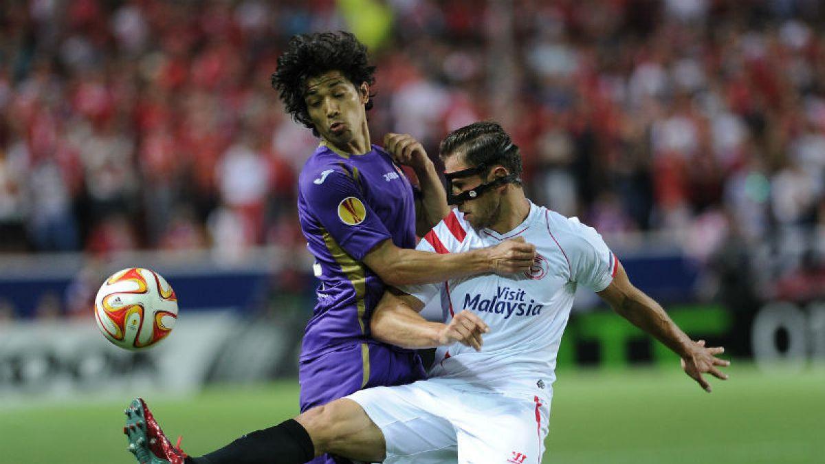 Matías Fernández no se mueve de Italia: renueva con la Fiorentina por dos años más