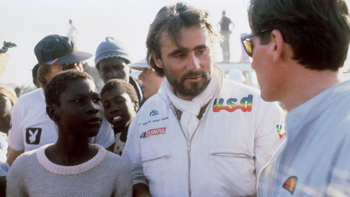 Thierry Sabine: el creador del afamado y exigente Rally Dakar