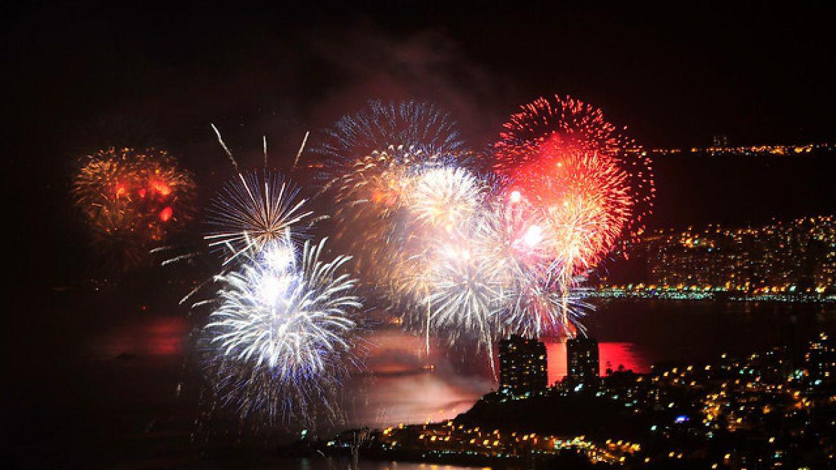 Estos Son Los Shows De Fuegos Artificiales Para Recibir El 2016