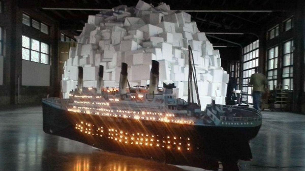 Titanic: Llega a Chile exposición que revive la película