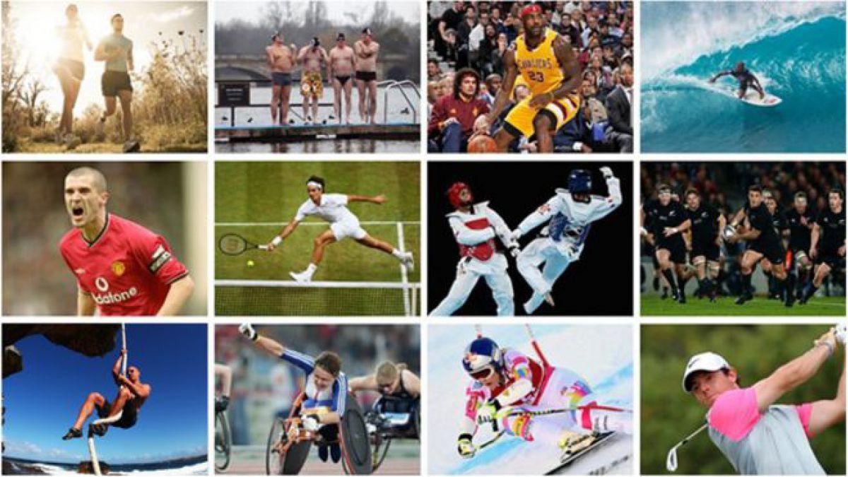 ¿Cuál es el tipo de deporte que se adapta más a tu personalidad?