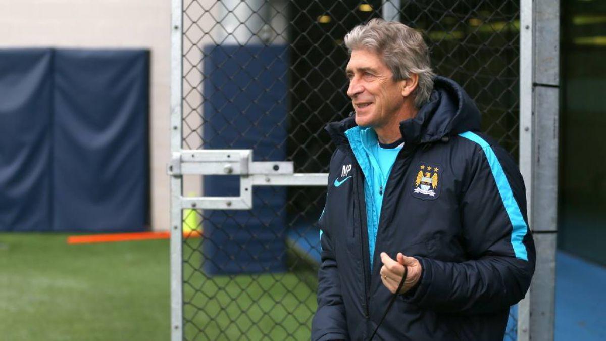 Pellegrini y el City tendrán un duelo decisivo en la última jornada del año de la Premier League